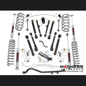 "Jeep Wrangler TJ X-Series Suspension Lift Kit w/Premium N3 Shocks - 4"" Lift"